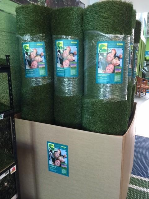 GrabandGo Grass
